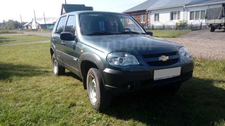 Chevrolet Niva, 2009 год, 325 000 руб.