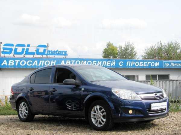 Opel Astra, 2008 год, 329 900 руб.