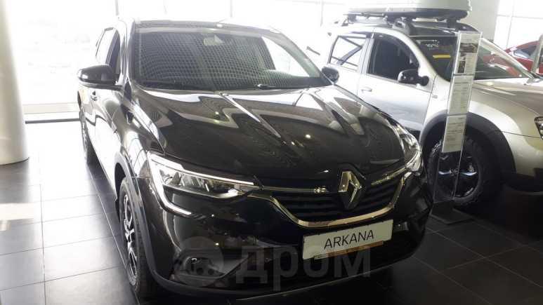 Renault Arkana, 2019 год, 1 361 970 руб.