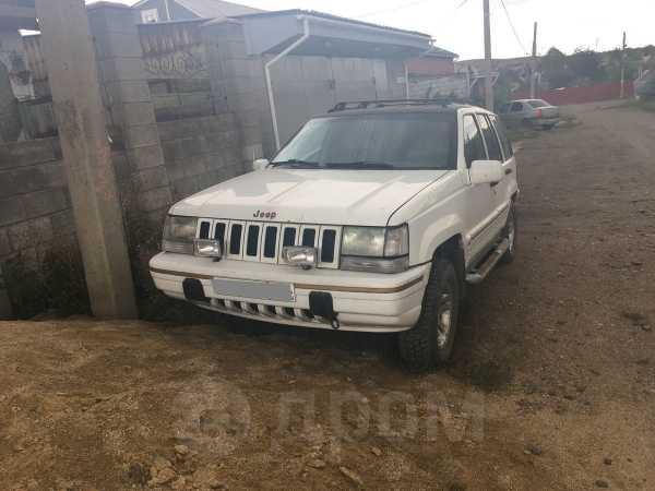 Jeep Grand Cherokee, 1992 год, 145 000 руб.