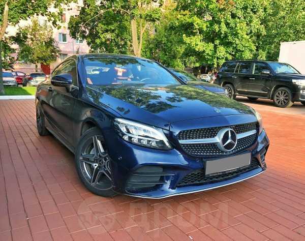 Mercedes-Benz C-Class, 2018 год, 2 550 000 руб.