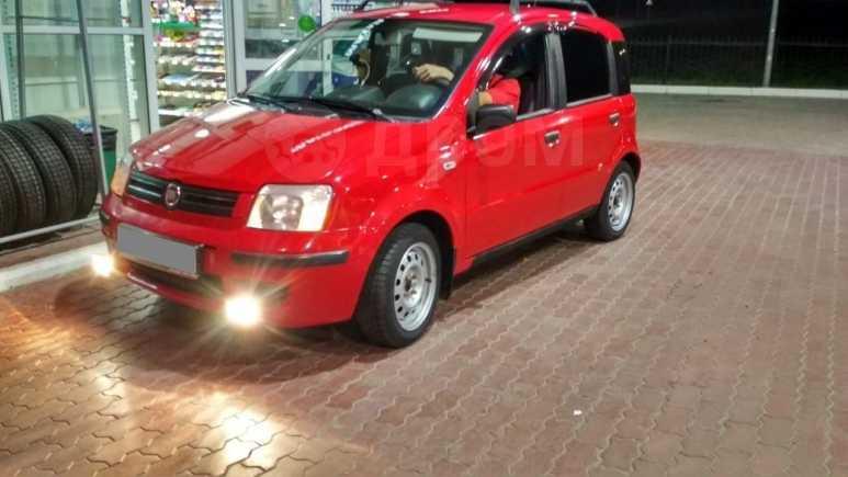 Fiat Panda, 2008 год, 195 000 руб.