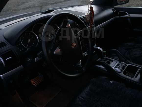 Porsche Cayenne, 2003 год, 500 000 руб.