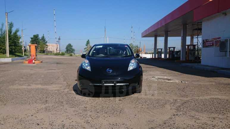 Nissan Leaf, 2012 год, 490 000 руб.