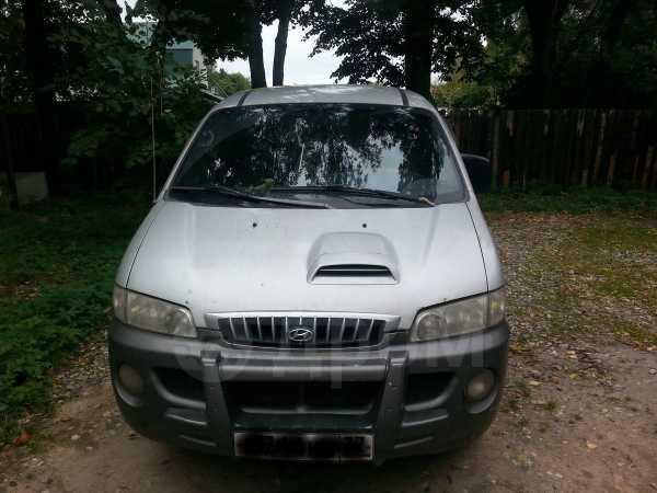 Hyundai Starex, 2001 год, 275 000 руб.