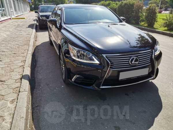 Lexus LS460, 2012 год, 2 090 000 руб.