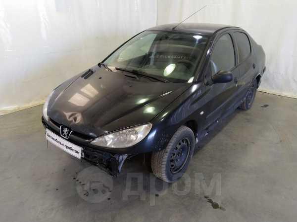 Peugeot 206, 2008 год, 114 000 руб.