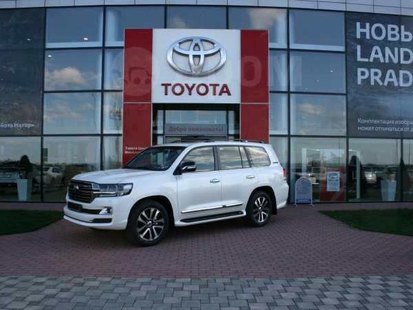 Toyota Land Cruiser, 2019 год, 6 065 000 руб.