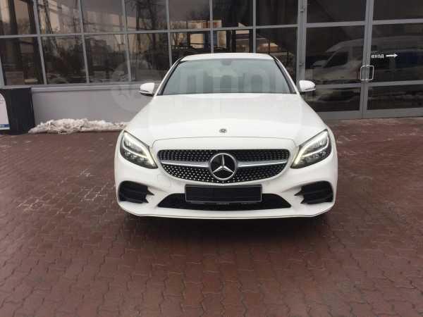 Mercedes-Benz C-Class, 2018 год, 2 140 000 руб.