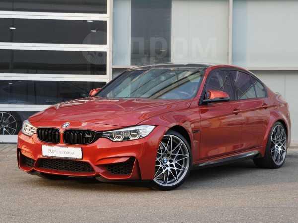 BMW M3, 2016 год, 4 000 000 руб.