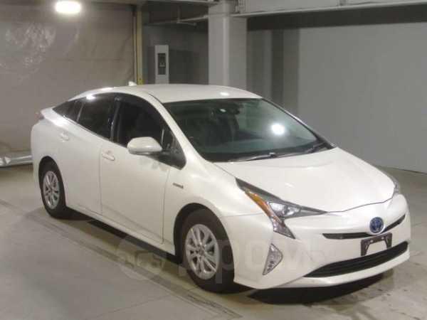 Toyota Prius, 2017 год, 1 012 286 руб.
