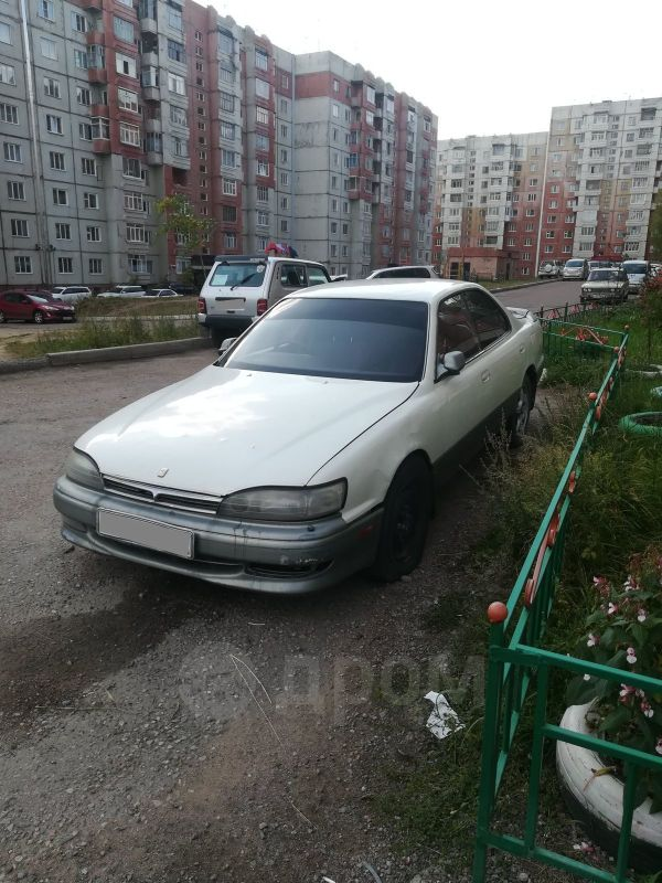 Toyota Camry Prominent, 1992 год, 55 000 руб.