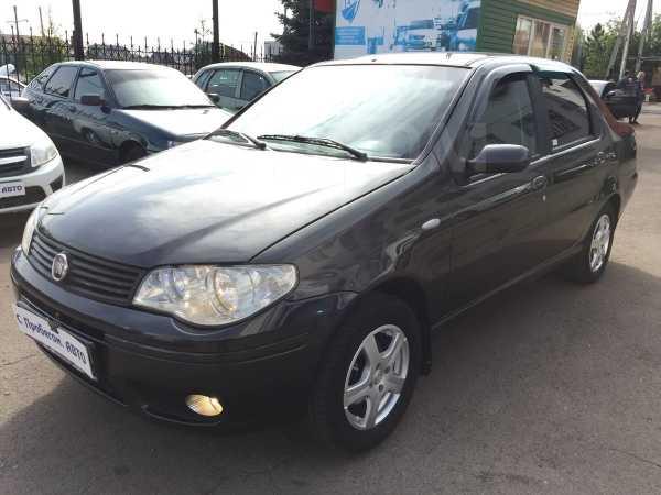 Fiat Albea, 2008 год, 229 500 руб.