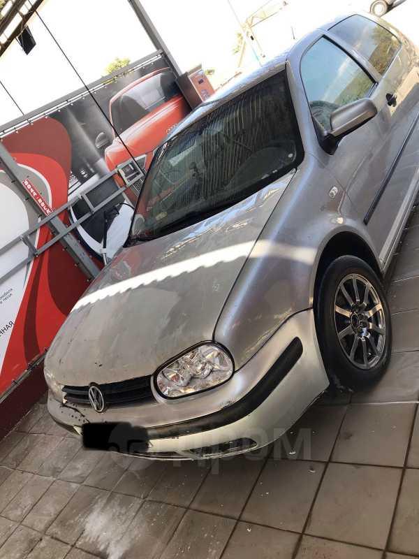 Volkswagen Golf, 2001 год, 130 000 руб.