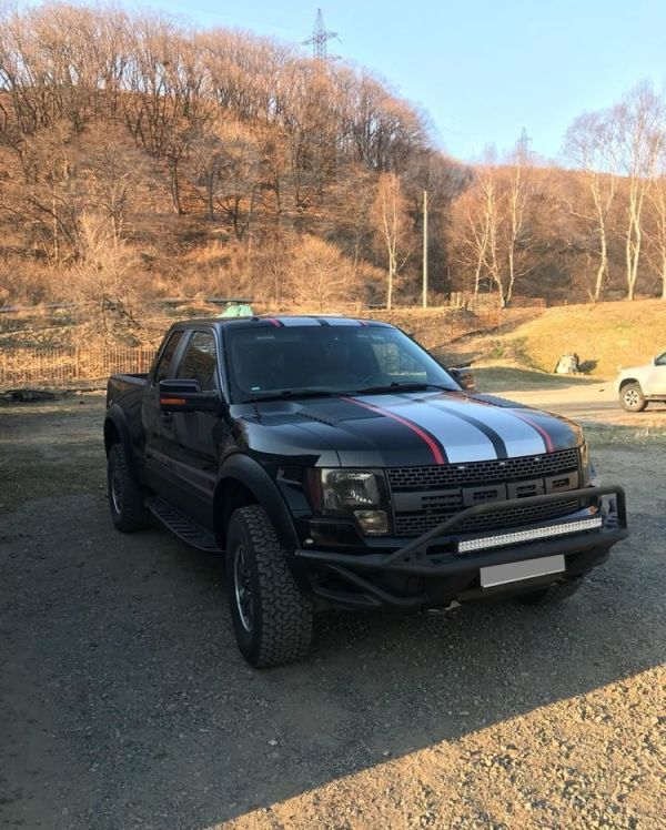 Ford F150, 2009 год, 2 100 000 руб.