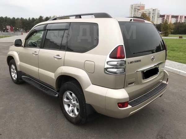 Toyota Land Cruiser Prado, 2007 год, 1 400 000 руб.