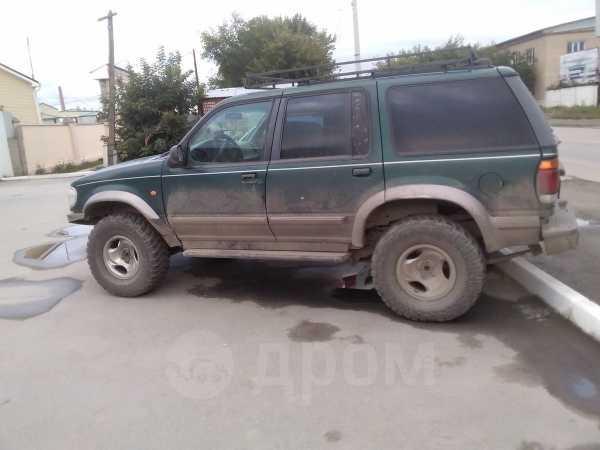 Ford Explorer, 1996 год, 180 000 руб.