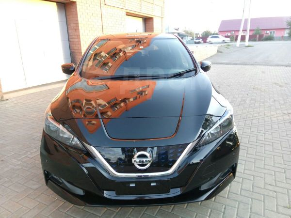 Nissan Leaf, 2018 год, 1 590 000 руб.