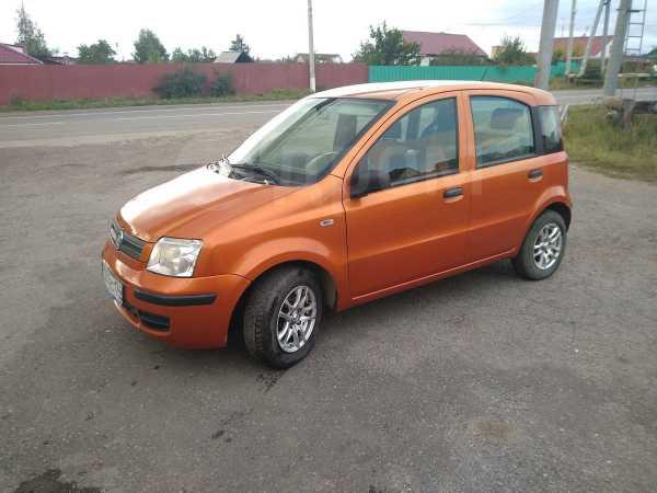 Fiat Panda, 2008 год, 220 000 руб.