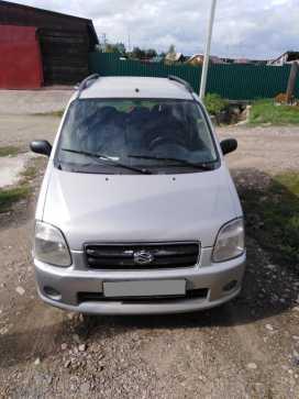 Иркутск Wagon R 2004
