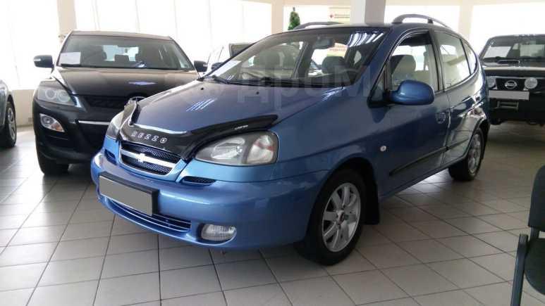 Chevrolet Rezzo, 2007 год, 328 000 руб.