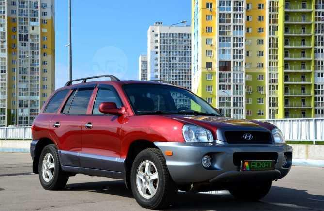Hyundai Santa Fe Classic, 2002 год, 315 000 руб.