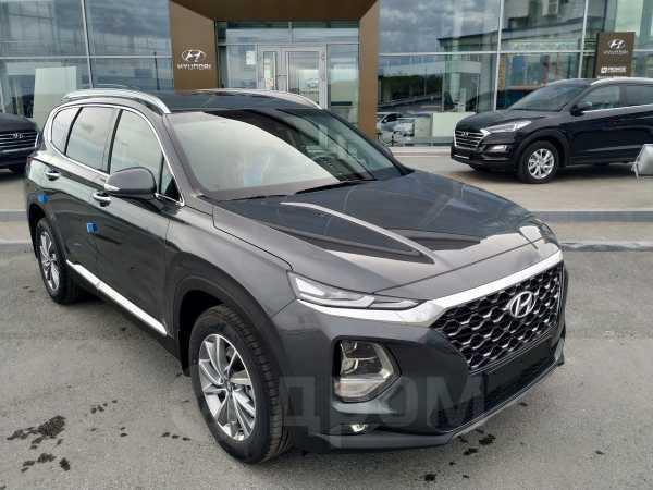 Hyundai Santa Fe, 2019 год, 2 494 000 руб.