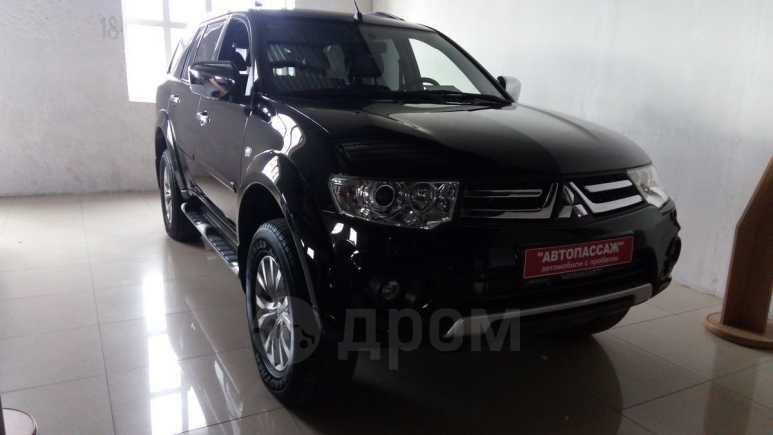 Mitsubishi Pajero Sport, 2013 год, 1 130 000 руб.
