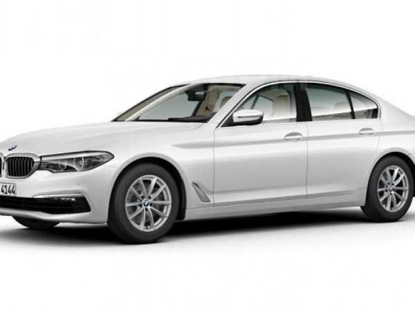 BMW 5-Series, 2019 год, 3 629 507 руб.