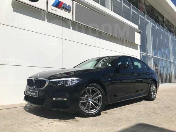 BMW 5-Series, 2019 год, 3 961 837 руб.