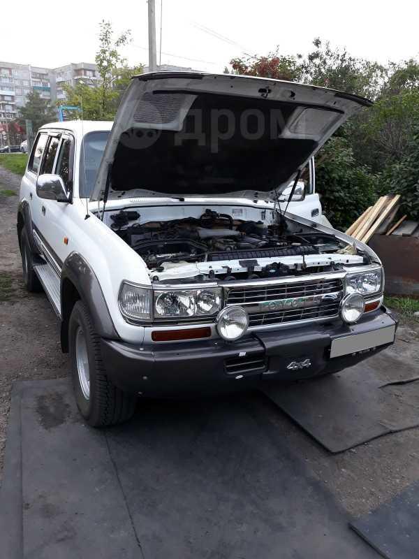 Toyota Land Cruiser, 1991 год, 600 000 руб.
