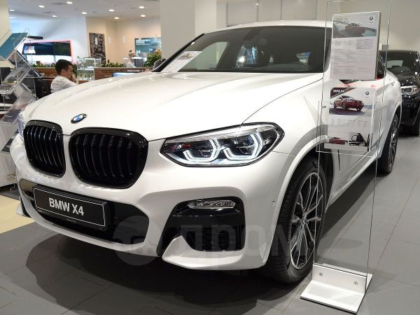 BMW X4, 2019 год, 4 370 000 руб.