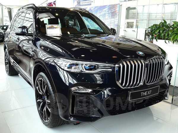 BMW X7, 2019 год, 7 639 800 руб.