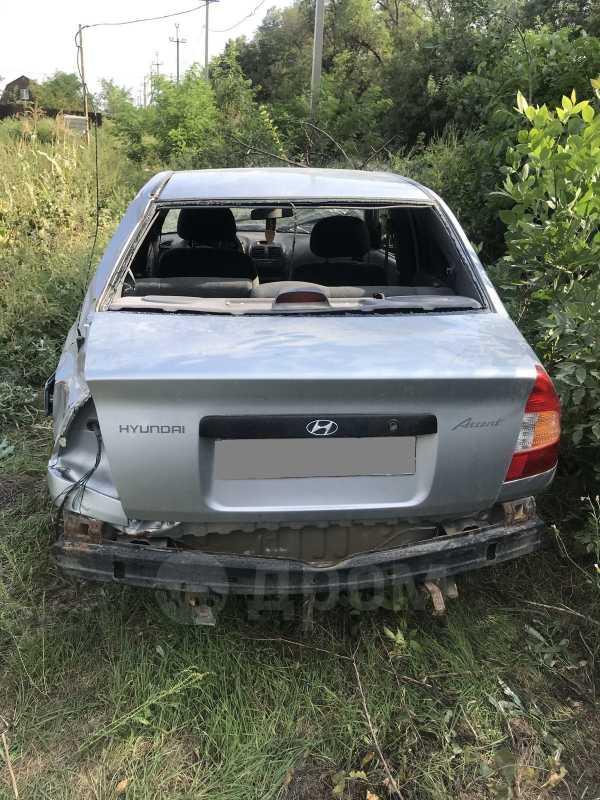 Hyundai Accent, 2007 год, 97 000 руб.