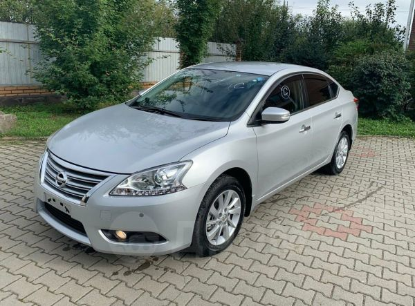 Nissan Sylphy, 2018 год, 815 000 руб.