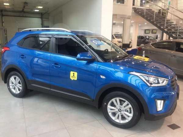 Hyundai Creta, 2019 год, 1 201 000 руб.