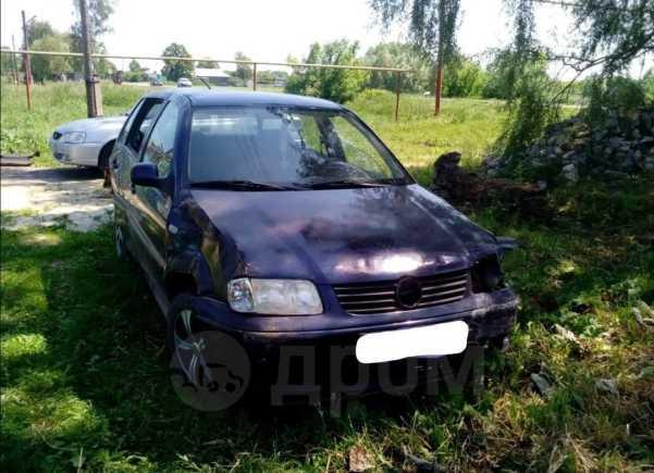 Volkswagen Polo, 2000 год, 60 000 руб.