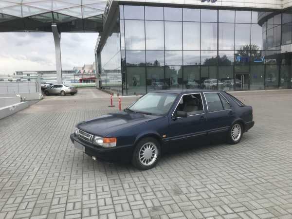 Saab 9000, 1990 год, 52 000 руб.
