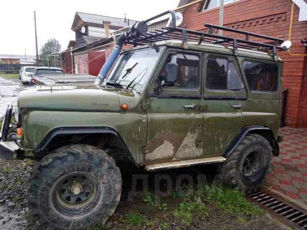 УАЗ 469, 1992 год, 520 000 руб.