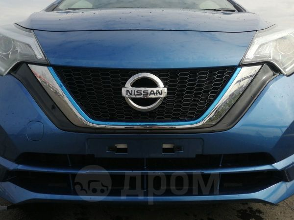 Nissan Note, 2017 год, 777 000 руб.