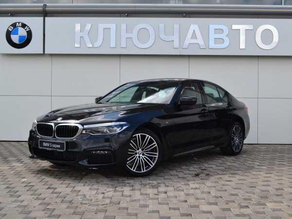 BMW 5-Series, 2019 год, 4 567 056 руб.