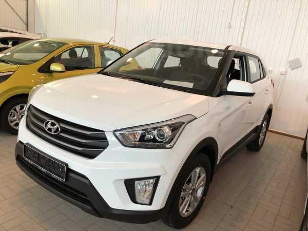 Hyundai Creta, 2019 год, 1 244 516 руб.