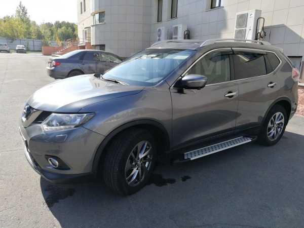 Nissan X-Trail, 2015 год, 1 280 000 руб.