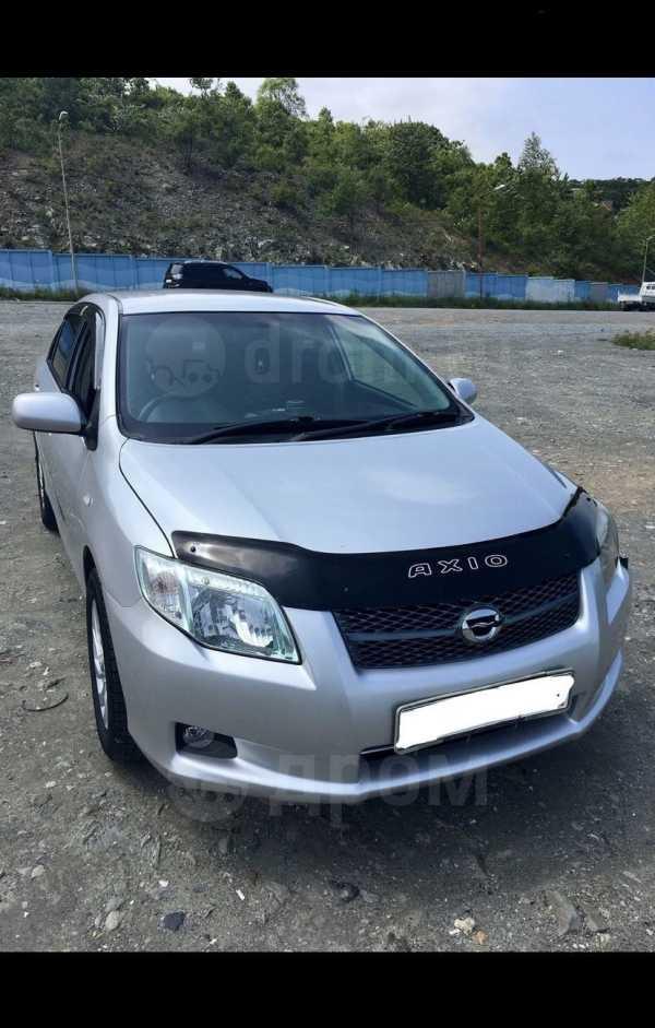 Toyota Corolla Axio, 2007 год, 455 000 руб.