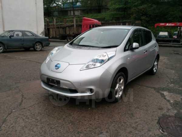 Nissan Leaf, 2012 год, 375 000 руб.