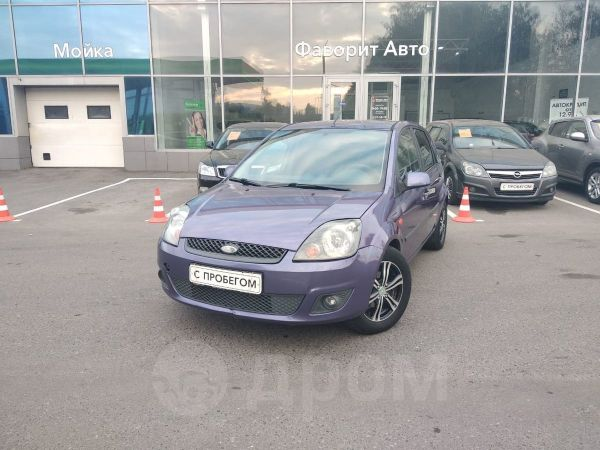 Ford Fiesta, 2006 год, 157 000 руб.