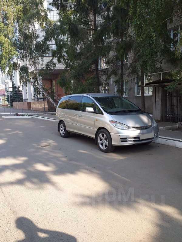 Toyota Estima, 2001 год, 540 000 руб.