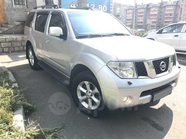 Nissan Pathfinder, 2008 год, 815 000 руб.