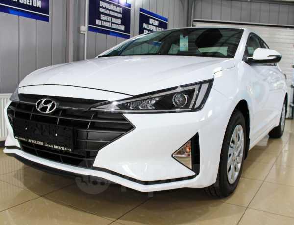 Hyundai Elantra, 2019 год, 1 139 900 руб.