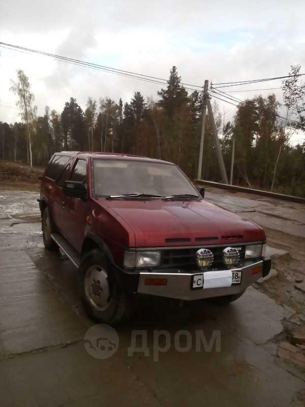 Nissan Terrano, 1990 год, 255 000 руб.